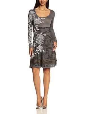 Desigual damen kleid vest_claudia