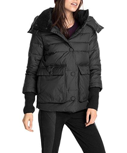 hot sale online 3c2c1 6424d ESPRIT Damen Daunenjacke mit Trendsilhouette aus Daune ...