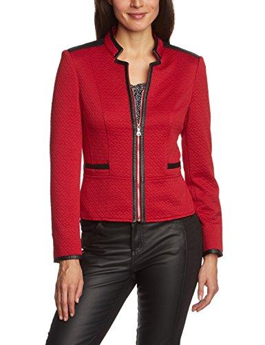 gerry weber damen blazer calais gr 34 rot chili 60298 besten mode. Black Bedroom Furniture Sets. Home Design Ideas