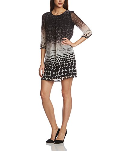More & More Damen Kleid 1-tlg. kurz 41113017, Mini ...