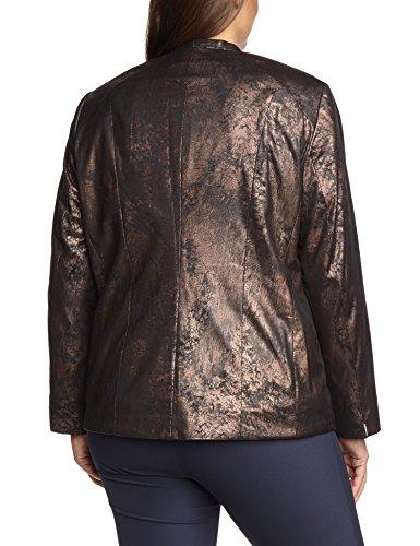 SAMOON Damen Kleid & Blazer Kombination New Jersey ...
